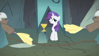 Rarity not what she expected S1E19