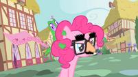 Pinkie Pie disguised S1E25