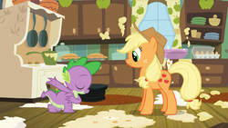 """Spike """"my honor and my duty"""" S03E09.png"""