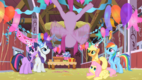 Pinkie Pie that's WHY S01E25