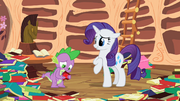 Rarity looking cute S2E10.png