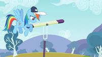 "Rainbow Dash ""Not agile"" S2E07"