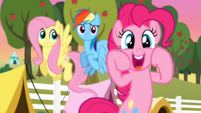 Pinkie Pie excited 2 S2E15.png