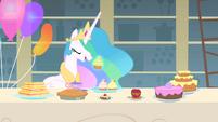 Celestia cupcake S01E22