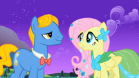 """Fluttershy and Perfect Pace """"I'm going to see them all"""" S01E26"""