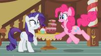 Pinkie Pie & Rarity S2E8