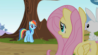Fluttershy 'I thought you knew' S2E07
