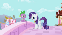 Rarity well you S2E10