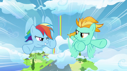 Rainbow competing with Lightning S3E07.png