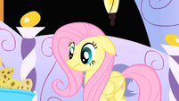 Fluttershy about to confess S1E20