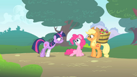 """Twilight """"Why didn't you tell me?"""" S1E15"""