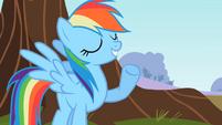 """Rainbow Dash """"I'm not mad"""" S2E07"""