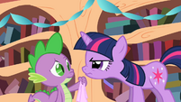 Twilight won't back down S2E10