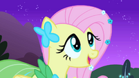 """Fluttershy singing """"all the creatures"""" S1E26"""