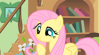 """Fluttershy """"running out of time?"""" S01E22"""