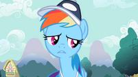 "Rainbow Dash ""You're starting"" S2E07"