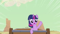 Twilight go back! S2E14