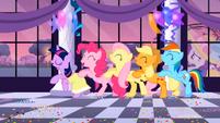 Pony train S2E09