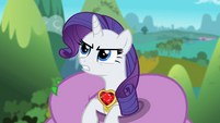 Rarity too precious S2E10