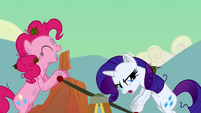 Rarity when I S2E14