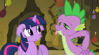 Twilight cute ear drop 3 S2E10