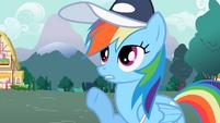 """Rainbow Dash """"Take some points"""" S2E07"""