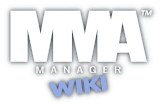 MMA Manager Wiki