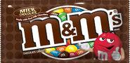 M Ms Milk Chocolate
