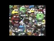 M&M's Minis - Monkey See (2002 reissue, USA)