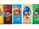 M&M's Break-Up Bars