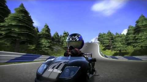 ModNation™ Racers Artist Spotlight Kazunori