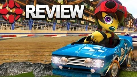 IGN Reviews - ModNation Racers Road Trip - Game Review