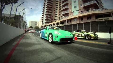 ModNation™ Racers Artist Spotlight Tanner Foust & Tyler McQuarrie