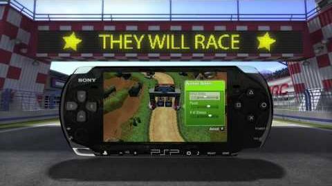 ModNation Racers PSP Track Editor