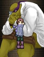Donatello Hamato (MNT Gaiden)