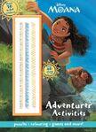 Moana Adventurer Activities