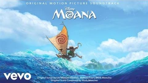 Tamatoa's Lair (soundtrack)