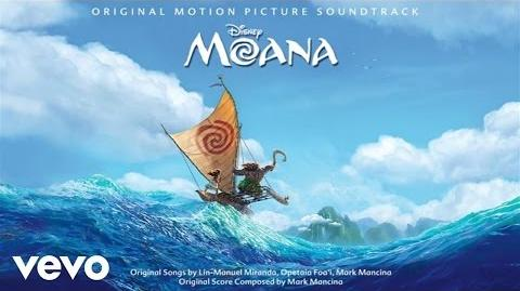 """Lin-Manuel Miranda - Unstoppable (From """"Moana"""" Outtake Audio Only)"""