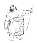 Chief Tui Concept Art 1