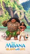 Moana - Island Life 1