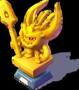 D-kakamora gold trophy