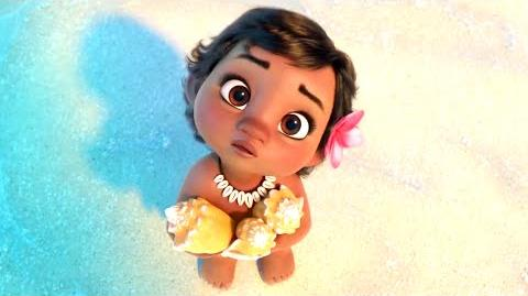 MOANA - Official International Trailer 1 (2016) Disney Animated Movie HD