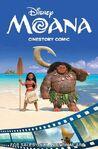 Moana- Cinestory Comic