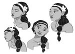 Sina-ca-face-expressions-sketch