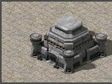 Tech Concrete Fortress