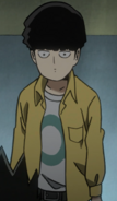 Mob Mogami Outfit
