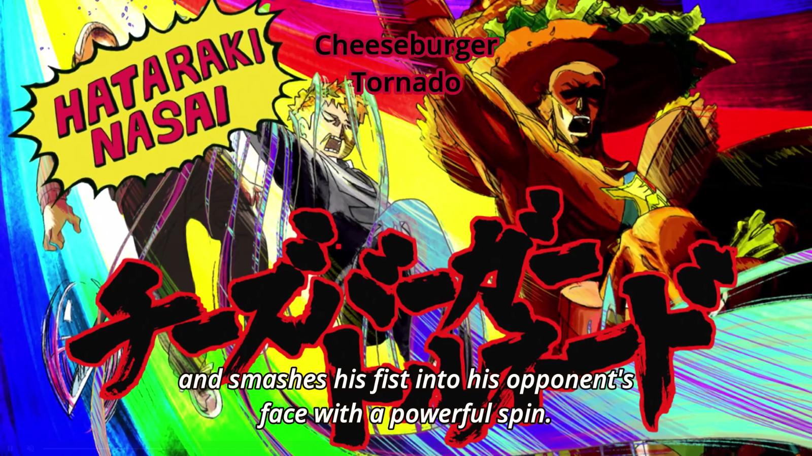 Reigen Special Technique - Cheese Burger Tornado (anime).png