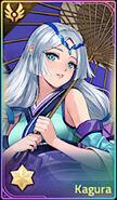 Kagura portrait awakened upscale