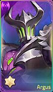 Argus portrait awakened upscale