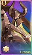 Uranus portrait awakened upscale